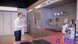 Thomas vous présente la cuisine active Gaggenau