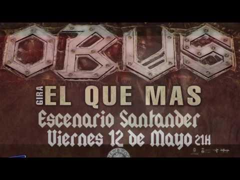 Obus en Santander