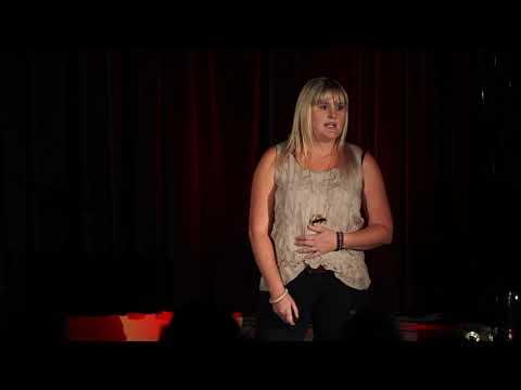 Chronic Pain: From Survival to Support | Kat Naud | TEDxUNBSaintJohn