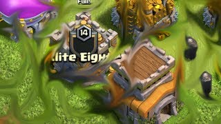 II Clash Of Clans II Elite Eight Fails II