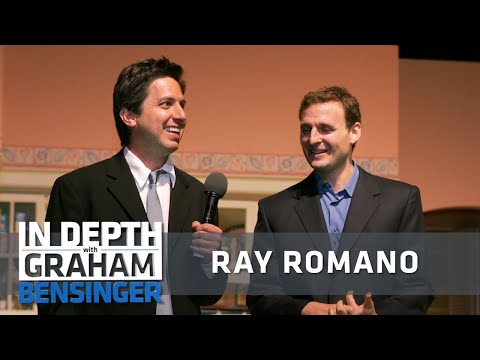Ray Romano: I doubled my therapy after sitcom ended