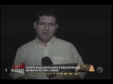 Corpo esquartejado é encontrado no Sao Jorge é de jovem que estava desaparecido.