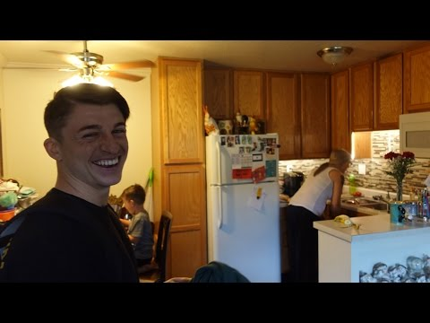 Coming Home From The Army (Family's Reaction)