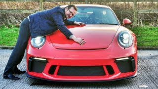One of Seen Through Glass's most viewed videos: Tony Bought A New Porsche 911 GT3