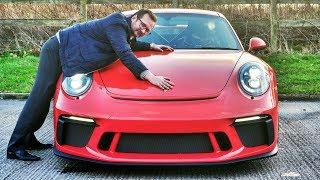 Tony Bought A New Porsche 911 GT3