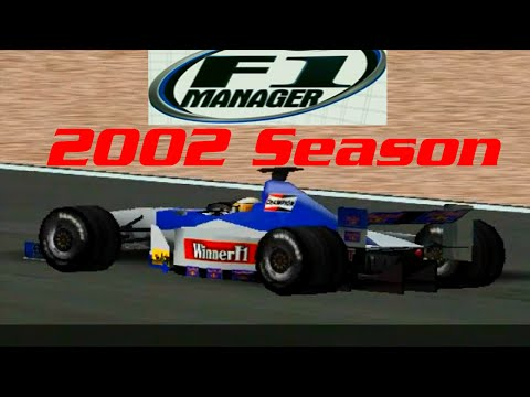 F1 Manager: Minardi Manager Career - 2002 Season Review