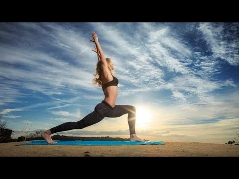 Carol Borghetti: benefícios do hatha yoga