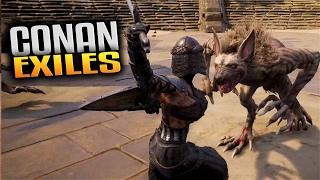 Conan Exiles Yellow Lotus Potion Ep31 Gameplay Vloggest