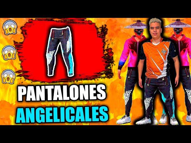 Llevate Los Pantalones Angelicales En Free Fire Netsparsh Com