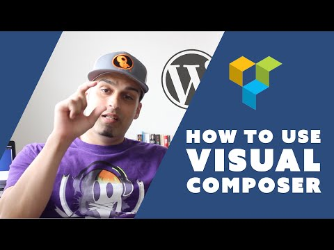 Create Awesome Pages In WordPress Using Visual Composer