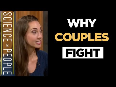 Why Couples Fight And What To Do About It