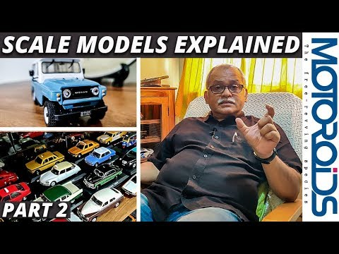 Automobile Scale Models - Part 2 | Difference Between Toys And Collectibles