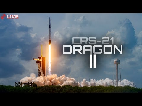 SpaceX CRS-21 Cargo Dragon 2 Launch   LIVE