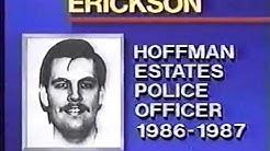 Hanover Park bank robbers Jeffrey & Jill Erickson news reports 12/16/1991