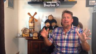 Vieux Carre Cocktail Aged Oak Barrel - Red Head Barrels