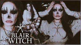 BLAIR WITCH Halloween Makeup + Full Costume Tutorial! | ASHTOBERFEST IV