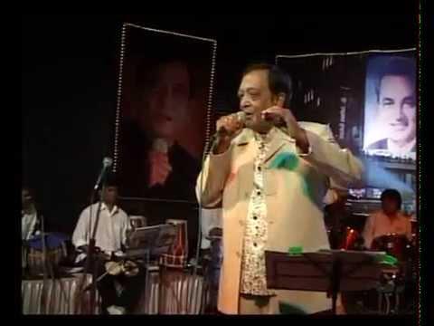 Kamlesh Avasthi sings song of Raj Kapoor....Jeena Yaha Marna Yaha