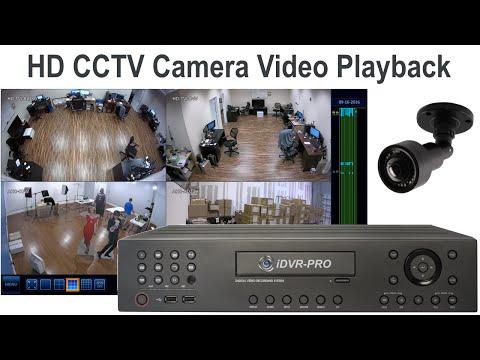 HD Security Camera 1080p Video Surveillance Recording