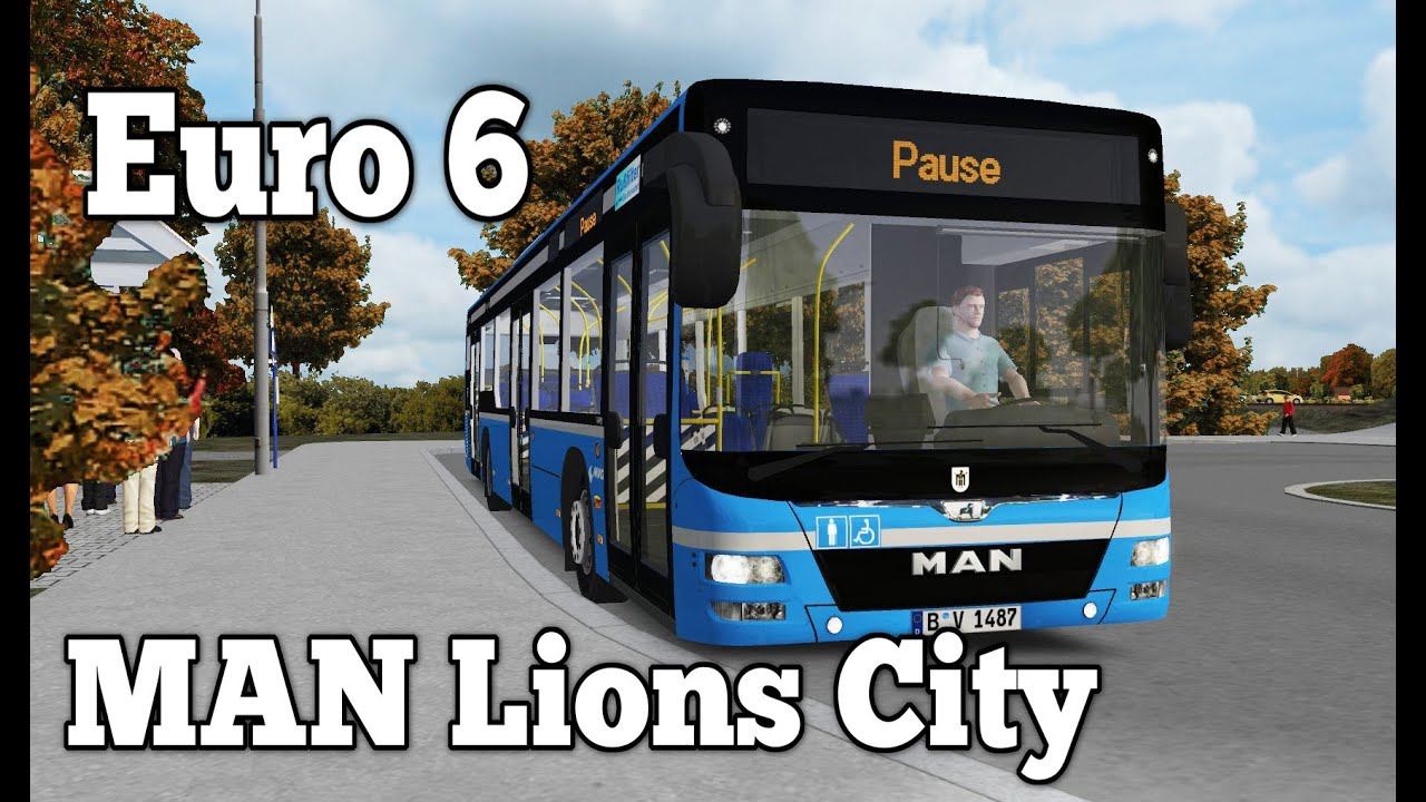 Omsi 2 Berlin Spandau Route 130 Dublin Bus Three Generation Addon 2012 Omsi 2 Man Lion City Euro 6 By Donnydesigns