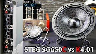 STEG SG650C vs STEG K4.01 Sound Quality Test #FredNsound (INT)