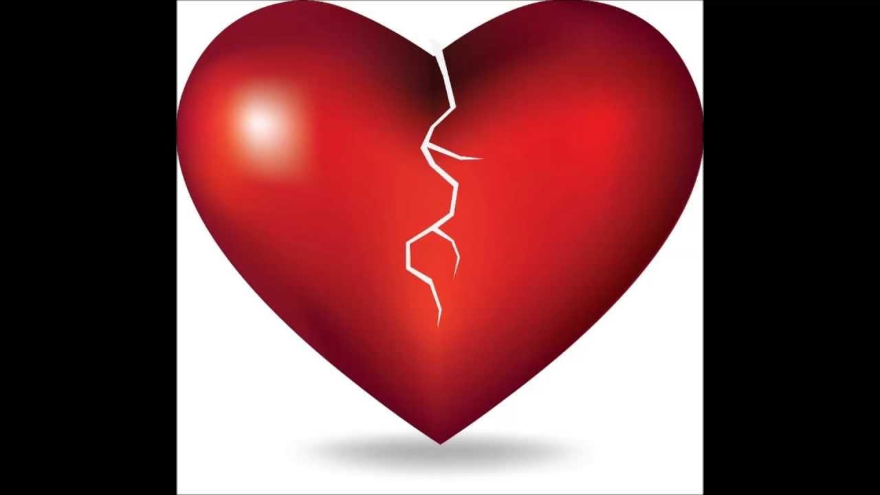 Revitty sydän