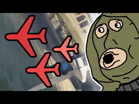 CHEEKI BREEKI AIRLINES - A Slav montage / GTA V