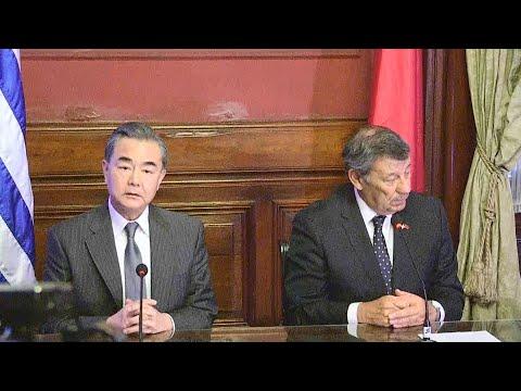 Uruguay Y China Quieren Estrechar Relaciones Mediante Un TLC Paralelo A Acuerdo Con Mercosur
