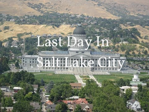 Salt Lake City | Last Day | LDS Church Office Building