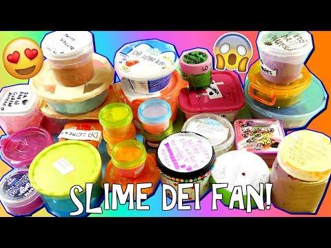 Download Youtube: SLIME REGALATI DAI VOI! (SLIME DEI FAN) COME SARANNO? Iolanda Sweets