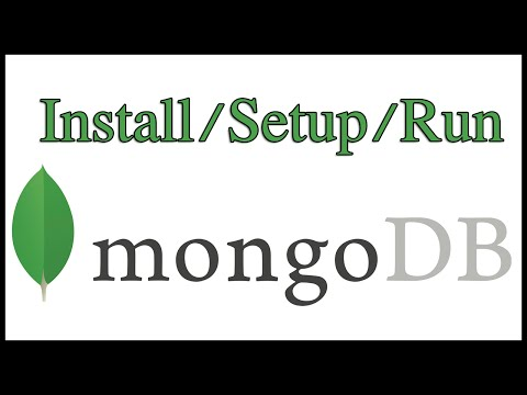 MongoDB Tutorial: Install - Setup - Run!