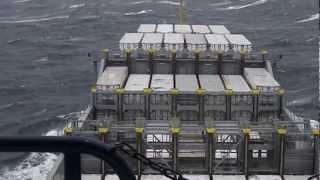 Шторм в Черном море возле Босфора(В этом шторме затонул Волго-Балт., 2013-04-04T08:57:54.000Z)