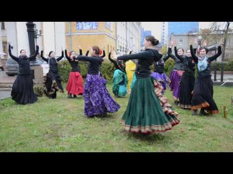 ATS Flash Mob World Wide 2016 — Chelyabinsk, Russia