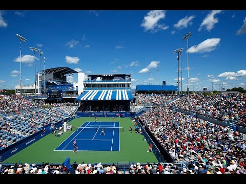 Watch live ATP World Tour practice court streaming from the