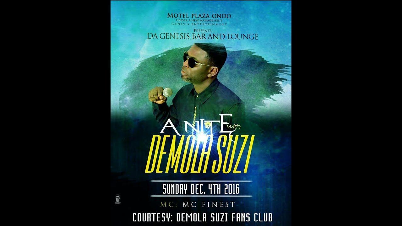 Download DEMOLA SUZI LATEST HIT TRACK.
