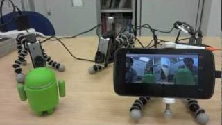 Usage of USB webcam with customized Galaxy Nexus (android 4.0.3)