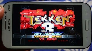 (Hindi) How to install tekken 3 for android