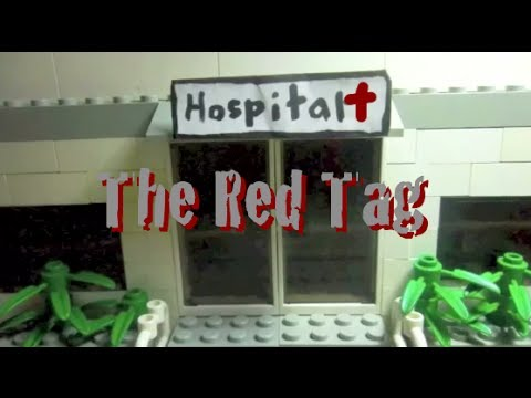 Lego Horror Story - The Red Tag