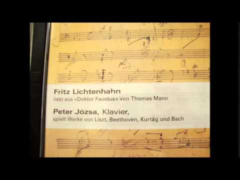 Thomas Mann: Doktor Faustus L. van Beethoven: Sonate Op. 111