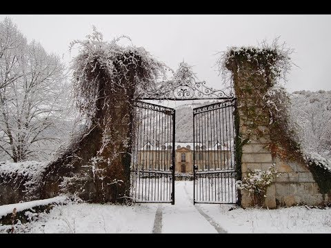 Château de Gudanes Christmas Season Video 2017