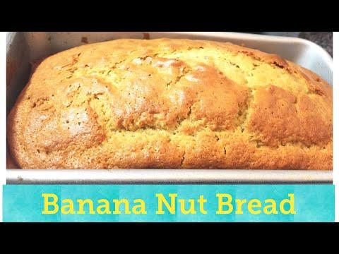Best Homemade Banana Nut Bread | Moist & Delicious