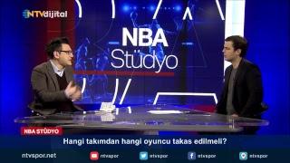 Murat Kosova ve Erbatur Ergenekon NBA Stüdyo canlı yayınında soru ve görüşlerinizi bekliyor