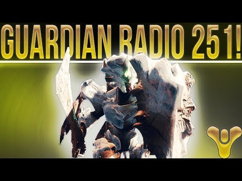 🔴LIVE! Guardian Radio 251! (Special Bungie Guest!) Twas The Night Before The Warmind DLC Drops.