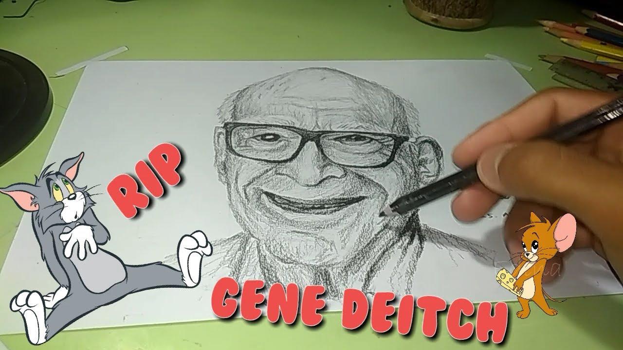 Selamat jalan RIP Gene Deitch ilustrator tom & Jerry