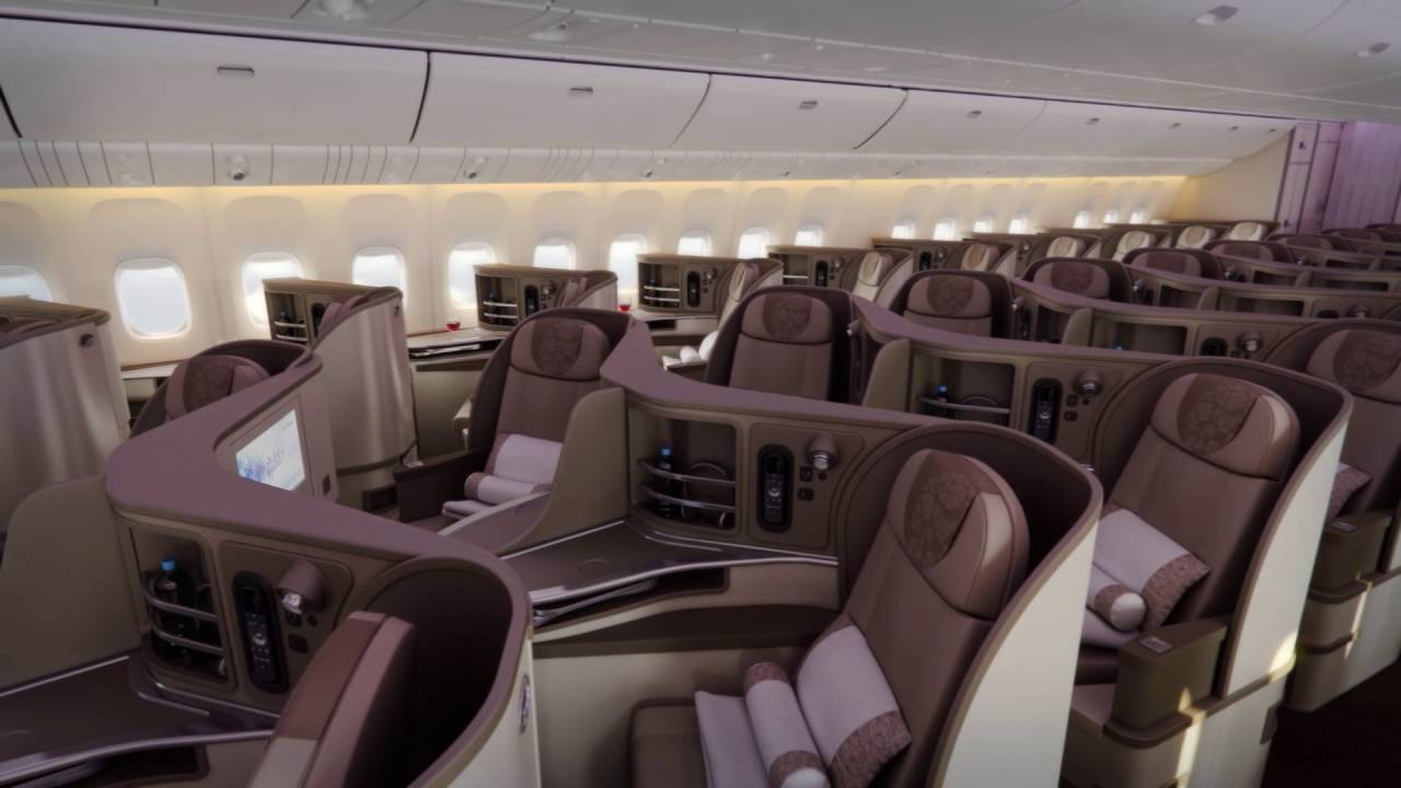 Discover China Eastern S New Fleet Of Boeing 77 300er