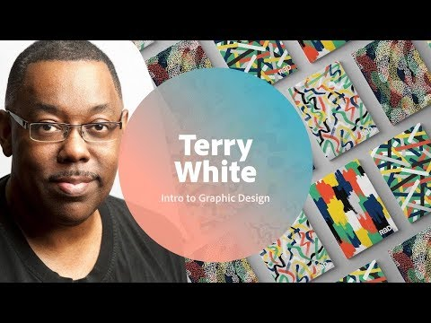 Live Graphic Design with Terry White – Publish Online with Adobe InDesign