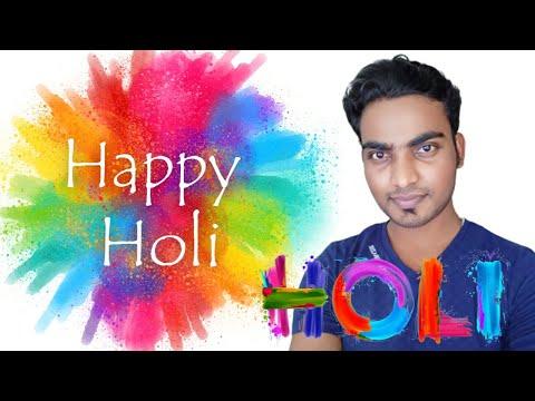 Happy Holi My Dear Friends