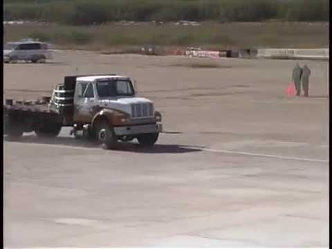 Stalwart Anti-Ram Barrier System Crash Test