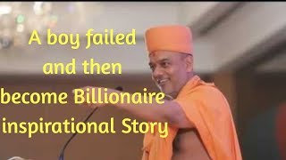 Inspiral story : how to become millionaire Mukesh after totally fail in his life by Gnanvastal swami