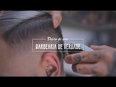 Diário de Uma Barbearia de Verdade / Escola - Como Fazer Corte Razor Faded