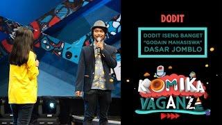 Dodit Iseng Ngegodain Mahasiswa - Komika Vaganza (26/11)